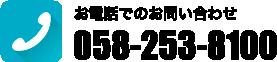 058-253-8100
